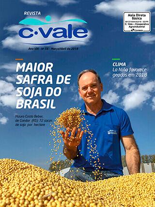 Revista C.Vale Março/Abril de 2018