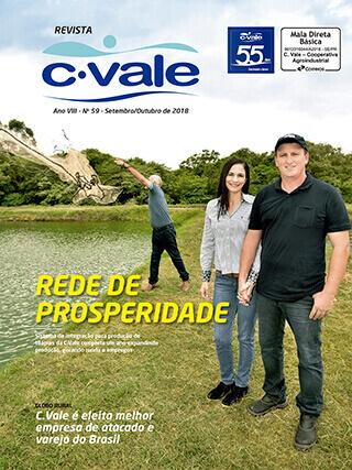 Revista C.Vale Setembro/Outubro de 2018