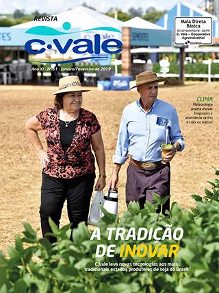 Revista C.Vale Janeiro/Fevereiro de 2019